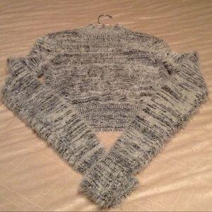 Mock Neck Comfy Cozy Sweater XS